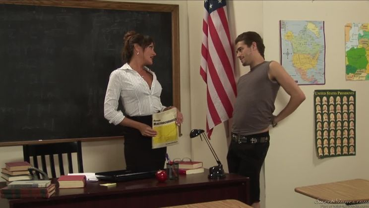 The Teacher Volume 03 Scene 1